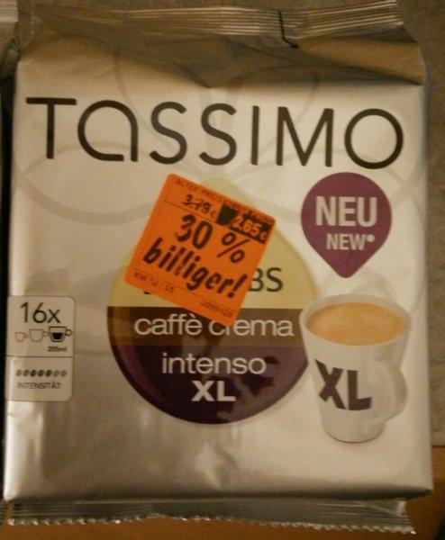 [LIDL Wörrstadt] Tassimo Discs für 2,65€