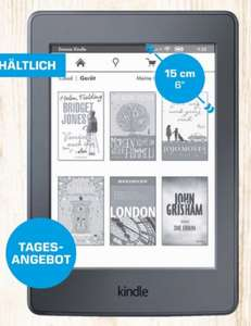[Lokal Saturn Weiterstadt] Kindle PAPERWHITE (neuste Generation) 6 ZOLL, 4 GB