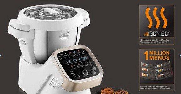 [LOKAL] Krups HP 5031 Prep & Cook (Küchenmaschine mit Kochfunktion ala Thermomix) für 499€ im Outlet Wolfsburg