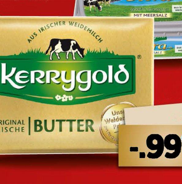[Lidl] Kerrygold Original Irische Butter fürs Plätzchenbacken ab 14.12 für nur 99 Cent