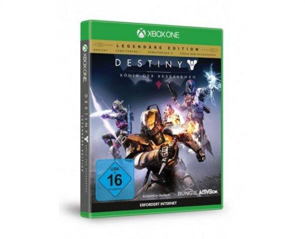 [4u2play] Destiny - König der Besessenen (Legendäre Edition) XBOX One