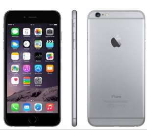 APPLE iPhone 6 Plus-128GB-4G-spacegrau [Pixmania]