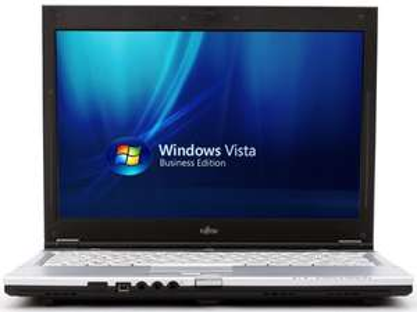 [notebookgalerie.de] Fujitsu LifeBook S6420 - B-Ware - 13 Zoll, Intel Core 2 Duo, 4GB RAM, neue 160GB HDD, DVD-RW, Windows Vista - 1 Jahr Gewährleistung