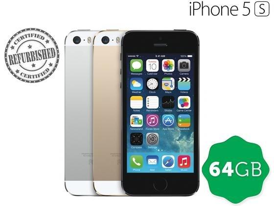 [iBOOD] Apple iPhone 5s 64GB refurbished 405,90€