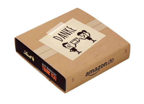 [Amazon] Lindt & Sprüngli - Danke, lieber Nachbar - gratis Schokolade für die ersten 10.000 Besteller - 1er Pack (1 x 45 g)
