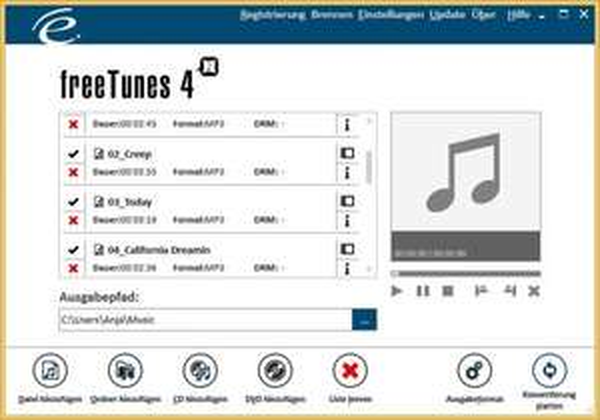 (PCWelt.de) Gratis FreeTunes 4  im Adventskalender anstatt 19,99 €