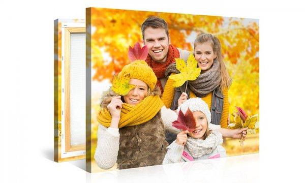Nur heute: 100x75cm Leinwand für 20€ + 8,90€ VSK