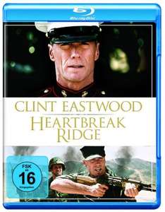 [Amazon.de] Heartbreak Ridge - uncut - (Blu-ray) für 5 € (mit Prime)