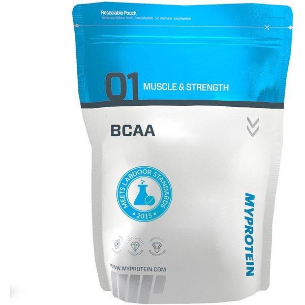 ~ 44% Rabatt auf BCAAs bei Myprotein, z.B. 1kg BCAA für 29,25€ inkl. VSK