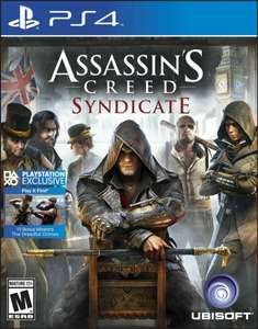 Assassin's Creed: Syndicate (PS4/Xbox One) für 41€ bei Amazon.com