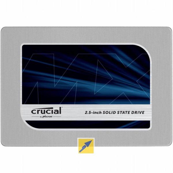 Crucial SSD 250gb bei  Technik direkt für 54€ + 5,99€ durch Master Pass Aktion