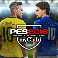 PES 2016 MyClub Edition
