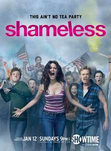 [Amazon Instant Video] Shameless Staffel 1-4 für je 9,99€ / Staffel 5 für 19,99€