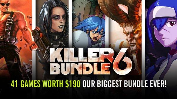 [Steam] Killer Bundle 6 (41 Spiele / 3D Realms Anthology)