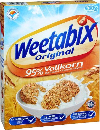 24x Weetabix Vollkornweizen-Cerealien für 2,22 [ Kaufland ] nicht in Leipzig & Teilen von BW