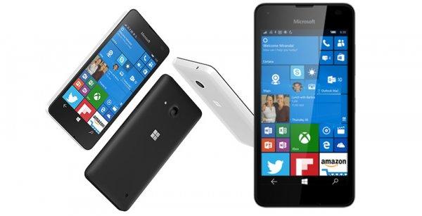 VORBEI: Lumia 550 mit Windows 10 Mobile für 99,- bei Microsoft Irland... 20,- Euro unter ALDI - QIPU MÖGLICH!