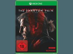 Metal Gear Solid 5: The Phantom Pain [Xbox One] ab 35€ bei Media Markt