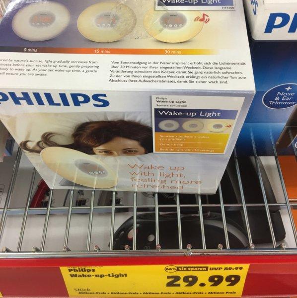 """[Lokal? Penny Leipzig] Philips HF3500 Wake Up Light """"Lichtwecker"""" für 29,99€"""