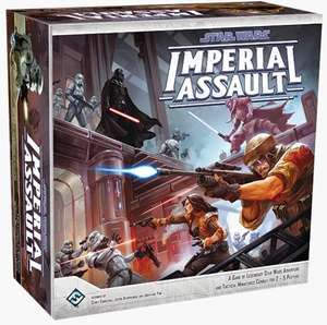 [Brettspiel] Star Wars Imperial Assault bei buecher.de