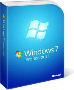 [pcKauf] Microsoft Windows 7 Professional, 64 Bit, OEM (DVD Version)