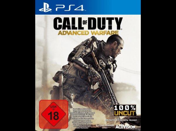 Call of Duty - Advanced Warfare (Special Edition) verschiedene Systeme ab 19 € @ Mediamarkt.de