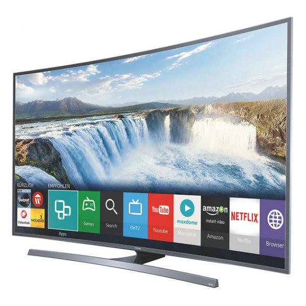 Samsung TV UE78JU7500 3D 78 Zoll 1400PQI Ultra HD Curved HbbTVx09für 5199€ @satking