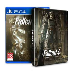 [Amazon.fr] Fallout 4 + Steelbook (PS4 / XBO) und AC: Syndicate (Collector's Edition) (PS4 / XBO) für 48,49€ *** weitere Spiele reduziert