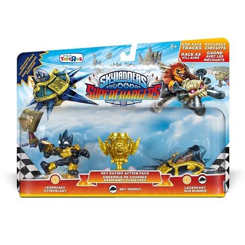 Skylanders SuperChargers - Legendary Sky Racing Pack
