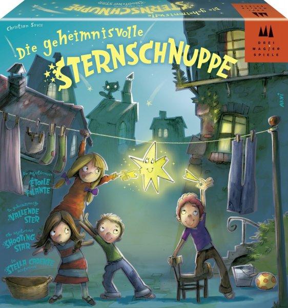 Die geheimnisvolle Sternschnuppe (Gesellschaftsspiel, Thalia/BOL/Buch.de)