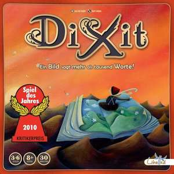 Dixit (Gesellschaftsspiel, Brettspiel, Thalia/BOL/Buch.de)