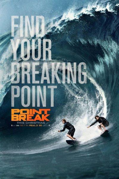 """Günstig ins Kino zu """"Point Break"""""""