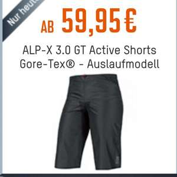 Gore Bike Wear Gore Tex Shorts