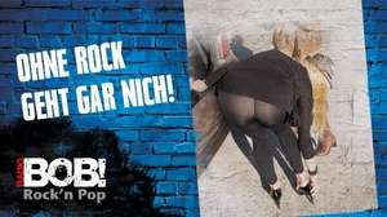 Radio Bob - 2 Plakate gratis