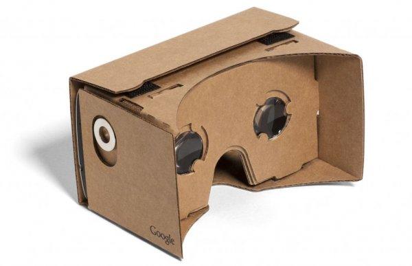 Kostenlos  Google Cardboard bekommen