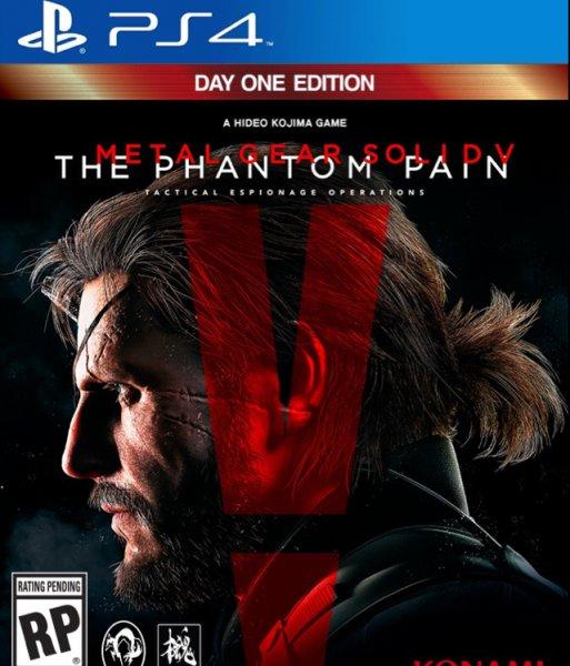 [Lokal Saturn Ludwigsburg] Metal Gear Solid V: The Phantom Pain (PS4) - BestPreis!!!