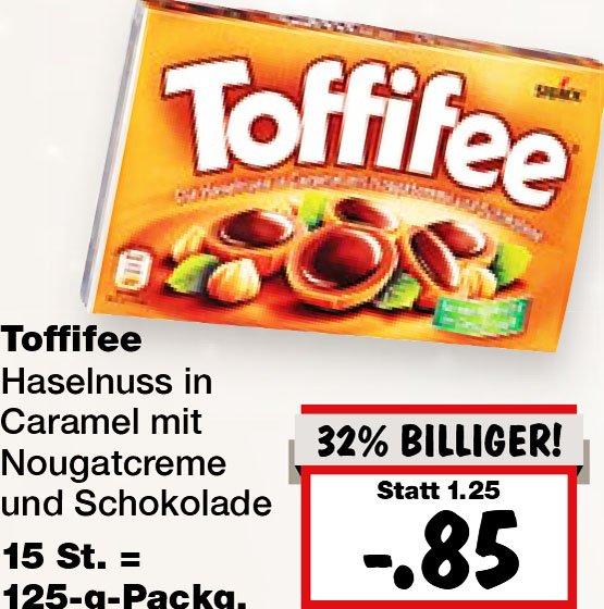 Toffifee für nur 85 CENT [Kaufland EDIT wie erwartet ab Montag Bundesweit]