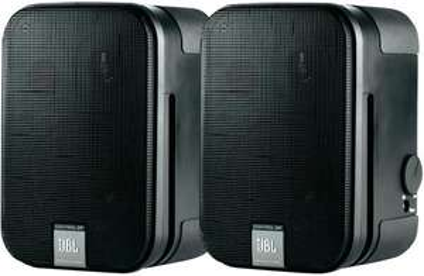 [Bax-Shop] JBL Aktiver Monitor-Lautsprecher 13 cm (5 Zoll) JBL Control 2 PS 35 W 1 Paar
