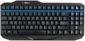 Amazon.de Mod-it mechanische Gaming-Tastatur