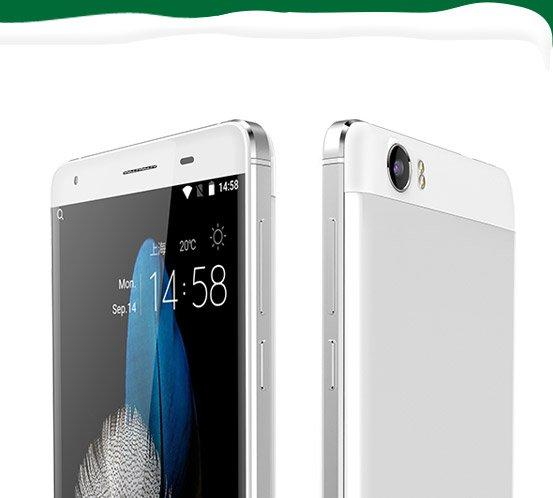 "[Banggood] OUKITEL K6000 6000mAh 5.5"" 1.0GHz Quad-core Smartphone"
