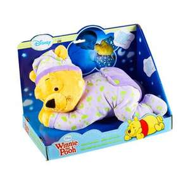 Simba Winnie the Pooh Gute Nacht Bär (30 cm) für 11,99 € @ NKD.com