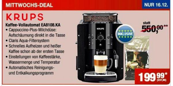 METRO Kaffee-Vollautomat - EA8108.KA (inklusive Gratiskaffee)