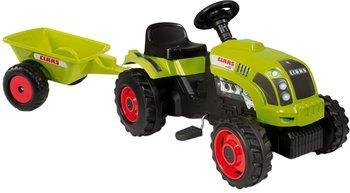 Smoby Kindertraktor CLAAS mit Anhänger für 50,49 € @ Voelkner Blitzdeals