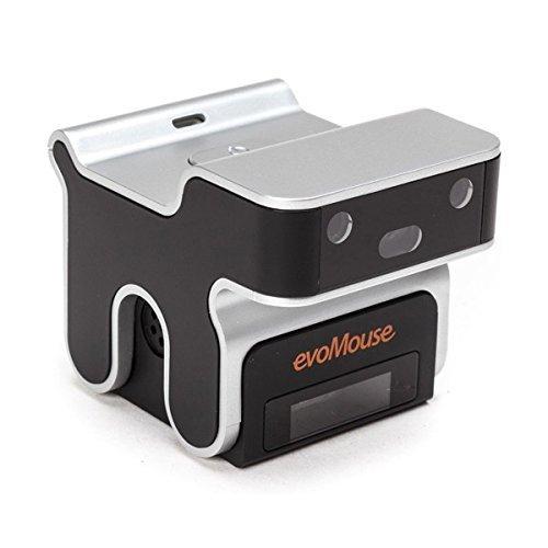 EvoMouse® USB-Maus Laser Touchpad Schwarz für 49,19 € (Idealo > 80 €)  @ Voelkner.de
