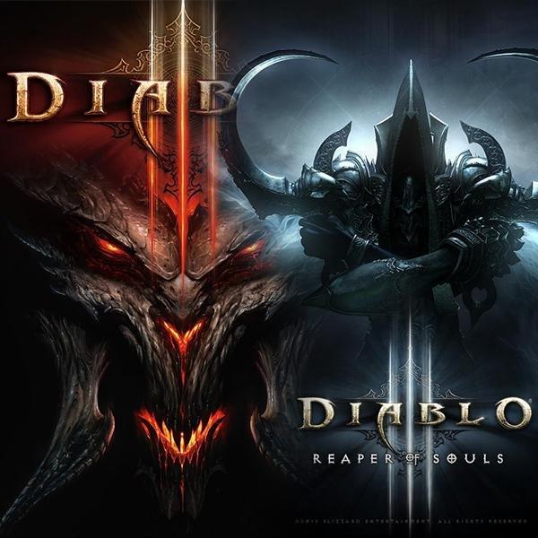 Diablo III + Reaper of Souls (PC/Mac)