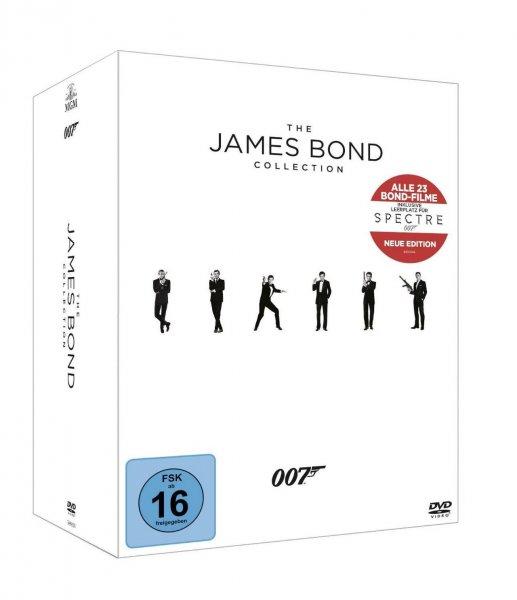James Bond Collection DVD bei Hugendubel