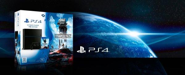 [Schweiz] PS4 1TB Version mit Star Wars Battlefront für 249 CHF
