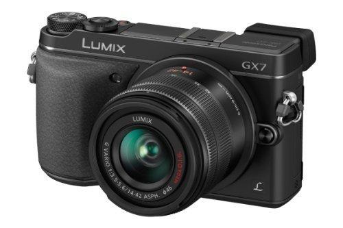 Panasonic Lumix DMC-GX7 Systemkamera Kit dank Sofortabzug 399,-