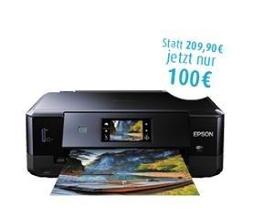Bestpreis !Epson XP-760 Expression (Telcoland)