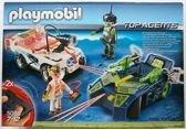 [lokal Kaufhof Hamburg] Playmobil 5088 TOP AGENTS Infrarot IR Future Cars + Fernbedienung