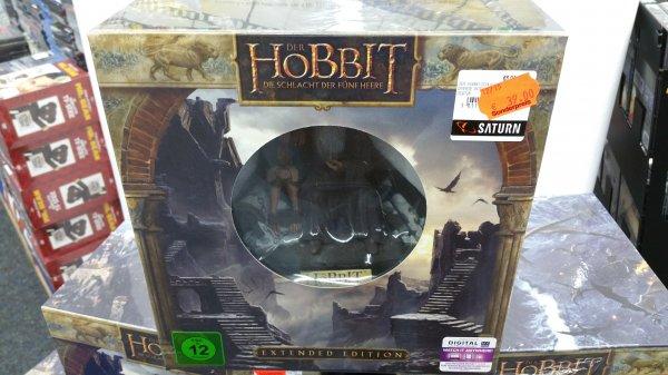 lokal Saturn Dortmund, Der Hobbit - Schlacht der 5 Heere als extendet mit Figur für 39€. Amazon hat 59.99 drauf